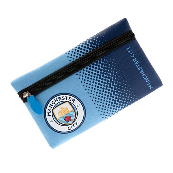 Пенал с эмблемой Манчестер Сити