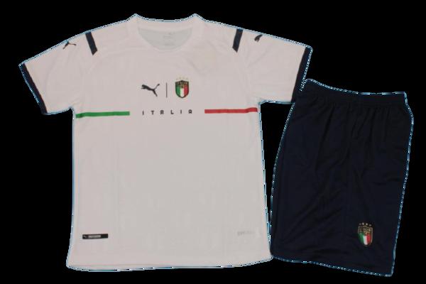 Сборная Италии гостевая форма евро 2020 (2021)