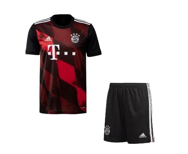 Бавария Мюнхен резервная форма для детей сезон 2020-2021