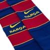 Гетры футбольные Барселона детские для домашних игр Nike 2020-21