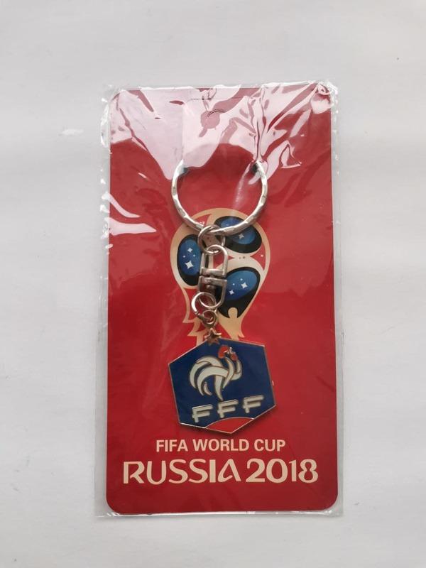 Брелок чемпионат мира 2018 Франция