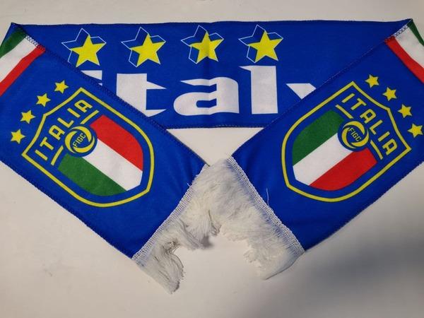 Флисовый шарф сборной Италии