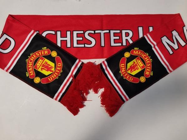 Флисовый шарф Манчестер Юнайтед