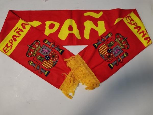 Флисовый шарф сборной Испании