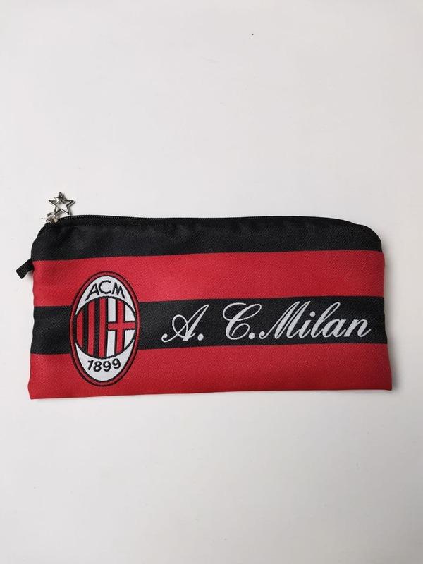 Пенал с эмблемой ФК Милан