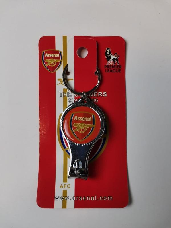 Брелок-кусачки с эмблемой Арсенал