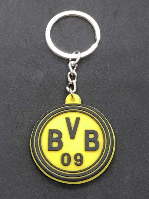 Брелок с эмблемой Борусии Дортмунд