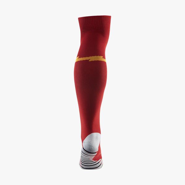 Гетры футбольные детские Рома домашние Nike 2019-2020