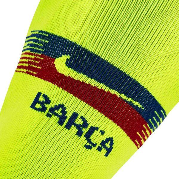 Барселона Гетры для гостевой игры детские 2018/19