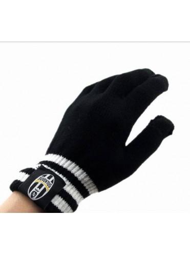 Ювентус Теплые перчатки с эмблемой