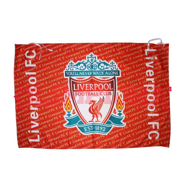 Футбольный флаг ФК Ливерпуль