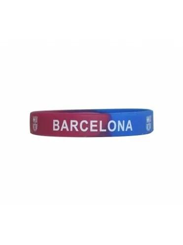 Силиконовый браслет Барселона